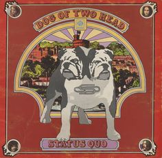 Status Quo, Dog Of Two Head 1971