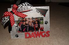 cheer picture frame for end-of-year gifts<br> Cheer Coach Gifts, Cheer Coaches, Cheer Gifts, Cheer Mom, Cheer Sister Gifts, Cheer Stuff, Cheer Team Pictures, Cheerleading Pictures, Cheerleading Gifts