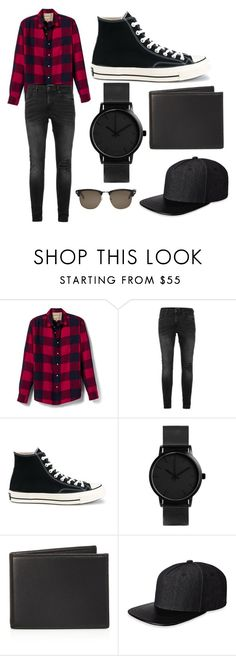 """You Turn Into Half Cybertron: Mikayla"" by scarletpeak ❤ liked on Polyvore featuring Banana Republic, Topman, Converse, The Men's Store, Gents, Tom Ford, men's fashion and menswear"