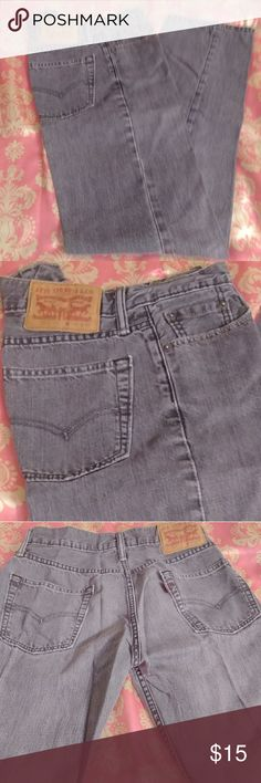 7e38b707 LEVI'S JEANS MEN SIZE W29 L32 in condition of use, without any breakage Levi's  Jeans