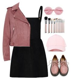 """Pink Time"" by mode-222 ❤ liked on Polyvore featuring River Island, Wildfox, F.A.M.T. and Retrò"
