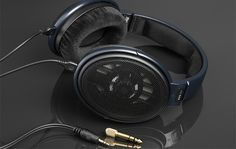 Andrew Raynor Sennheiser's HD 650 open back headphones are widely considered some of the best-sounding cans you can buy for Sennheiser Headphones, Audiophile Headphones, Headset, Top Headphones, Open Back Headphones, Can You Can, Things To Buy, Stuff To Buy
