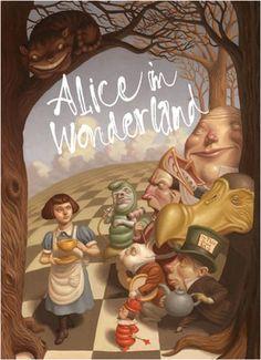 Peter Ferguson's Alice in Wonderland