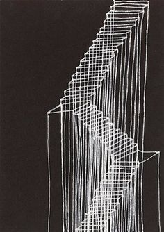Rachel Whiteread: Stairs, 1995