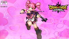 Grand Chase[BR] - Amy Musa ========================= #louzzone #grandchase #game #amy