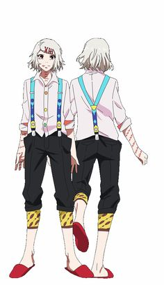 Tokyo ghoul - Okay, but can you guess who I want to cosplay