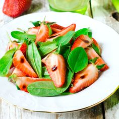 Fresh Strawberry Salad Dressing - Recipes - Sprouts Farmers' Market