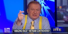 BOB BECKEL EXPLODES WITH FURY AT CBS FOR AIRING 'IDIOTIC' COMMUNIST PROPAGANDA: 'TAKE THAT SHOW AND SHOVE IT!'
