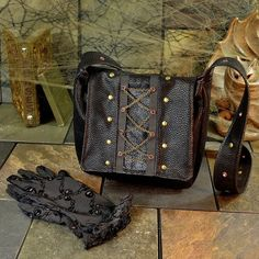 The Princess of Darkness Gothic Bag   Steampunk Bags & Gothic Bags.