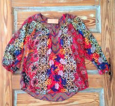 This little number has all the right C's: #cute #casual #colorful #crimson #clover