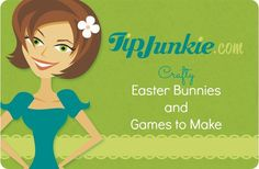 22 Crafty Easter Bunnies and Games to Make