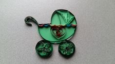 Quilling The very first attemp :)