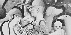 """It Figures"" features new work by Hampton Roads artists Bob Sites, Virginia Van Horn and Bill Wagner. Visual Arts Center, Local Artists, Art Studios, Art Education, Events, Graphic Design, Activities, Art Education Resources, Visual Communication"