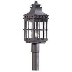 """Dover Collection 21 1/2"""" High Outdoor Post Light"""