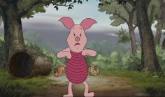 01b731f354fb Piglet Should Probably Be On P. is listed (or ranked) 2 on the list The  Characters In Winnie The Pooh All Represent Mental Illnesses