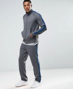 http://www.quickapparels.com/zip-up-tracksuit-set-in-charcoal.html