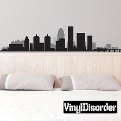 Louisville Vinyl Wall Decal