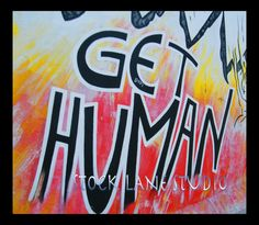 Berlin Germany fine art photograph Get Human by StockLaneStudio, $12.00