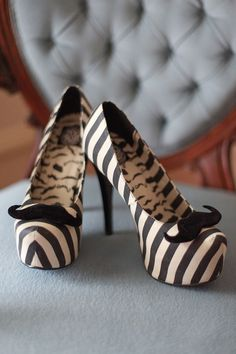 Mustache Shoes!