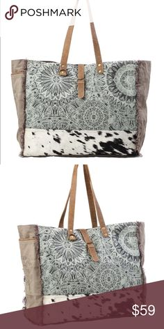 f816eba3caa5 15 Best Upcycled Canvas and Leather Bags images in 2018 | Bags ...