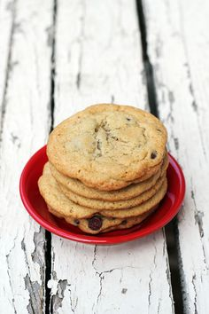 Alice's Perfect Chocolate Chip Cookies - This Week for Dinner