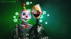 Puppets, Deadpool, Joker, Superhero, Fictional Characters, Art, Art Background, Kunst, The Joker