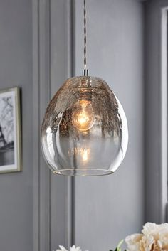 Buy Isla Ombre Easy Fit Pendant from the Next UK online shop Bedroom Lighting, Home Lighting, Outdoor Lighting, Hallway Lighting, Lighting Ideas, Bedroom Ceiling Lights, Living Room Lighting Ceiling, Lounge Ceiling Lights, Dining Room