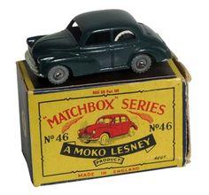 Lot 45 – Matchbox Moko Lesney 1:75 – Vintage Toys & Militaria Sale - Live internet & Postal Auction Only 02 Oct 2013 http://www.candtauctions.co.uk/