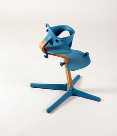Nomi highchair with mini by Evomove