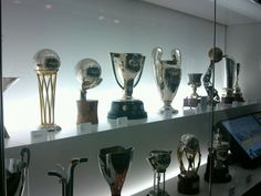 Museu Futbol Club Barcelona en Barcelona, Cataluña