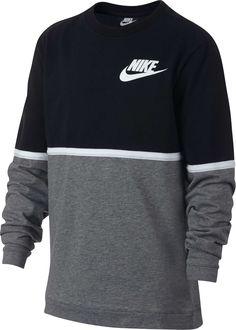 Nike Big Boys Sportswear Advance 15 Crewneck T-Shirt Cute Comfy Outfits, Cool Outfits, Boys Nike, Nike Outfits, Dresses With Leggings, Hoodies, Sweatshirts, Kids Shirts, Sportswear