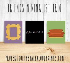FRIENDS Minimalist Trio