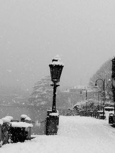 Como snow