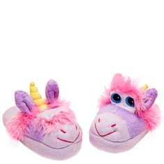 'Unusual Unicorn Slippers' - a possible gift for my niece.
