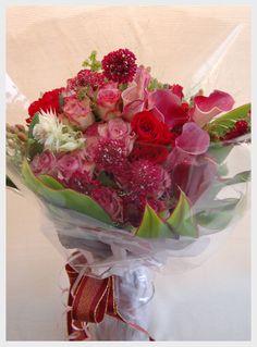 プロポーズの花束 propose bouquet