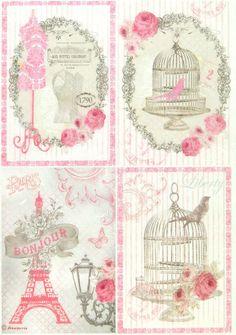 Ricepaper/ Decoupage paper, Scrapbooking Sheets /Craft Paper Rose Dummy in Crafts, Cardmaking & Scrapbooking, Decoupage | eBay