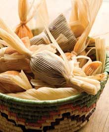 Holiday Tamale Recipes from New Mexico Magazine...the chicken-green chile are wonderful.