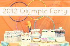 olympic food snack ideas