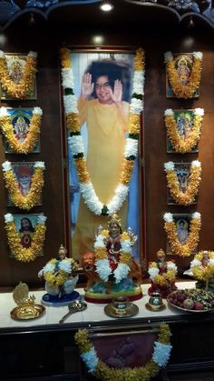Sathya Sai Baba. ♥ The Magic Faraway Tree, Sai Baba Hd Wallpaper, Sai Baba Quotes, Sathya Sai Baba, Download Wallpaper Hd, Pooja Room Design, Hd Wallpapers 1080p, Baba Image, Puja Room