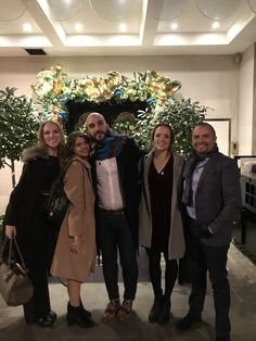On Friday, Foundry Digital enjoyed a very festive evening out on the town for our Christmas Party. We celebrated our successes from this year and raised a glass to the excitements 2018 will bring! #feelingfestive #foundrydigital #christmasparty #agencylife