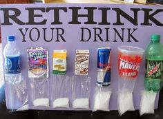 Losing Weight: Rethink your drink