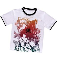 Saiyuki Requiem Anime Cotton Unisex Short Sleeves Tee T-shirt TW0564-XXL Manmeng http://www.amazon.com/dp/B011AWBBJK/ref=cm_sw_r_pi_dp_BXAxwb013411T
