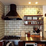 Kitchen,野田琺瑯,キッチンカウンター,SCOPE,レンジフード,リノベーションに関連する他の写真