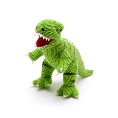 There is something oh-so-cute about our mini T-Rex rattle. It's also super practical as it is machine washable! A popular dinosaur soft toy rattle for babies and not suprisingly. Check out his other dinosaur friends. Die Dinos Baby, Baby Dinosaurs, Dinosaur Toys, Dinosaur Cards, Crochet Dinosaur, Newborn Baby Gifts, Toddler Gifts, Baby Girl Gifts, Handgemachtes Baby