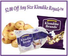 $2 off Klondike Royale Potatoes Coupon on http://hunt4freebies.com/coupons