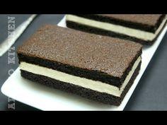 RETETE PRAJITURI - ADYGIO KITCHEN - YouTube Cake Recipes, Dessert Recipes, No Cook Desserts, Homemade Cakes, Vanilla Cake, Nutella, Tiramisu, Biscuits, Good Food