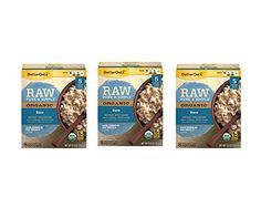 Betteroats Raw Pure  Simple Organic Bare Instant Multi Grain Hot Cereal with Flax Pack of 3 >>> Click on the image for additional details. (This is an affiliate link) #Cereals
