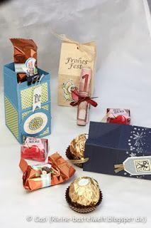 Kerstin's kleine Bastelwelt: Weihnachtsmarkt 2013, Milkbox