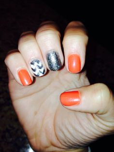 Fall nails by Colette