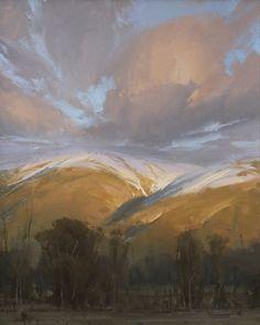 Josh Clare :: Eagle Mountain Sunset